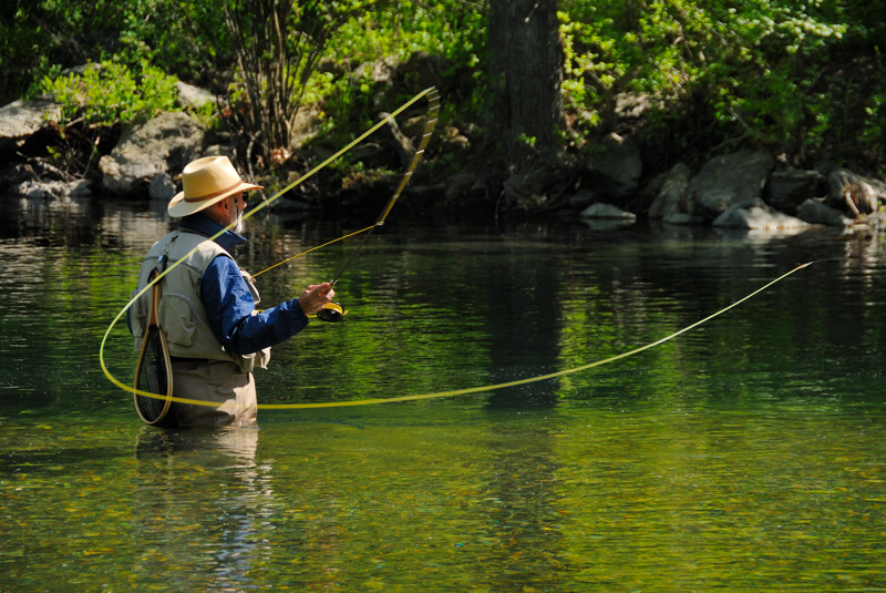 Fly Fishing on the New River.jpg