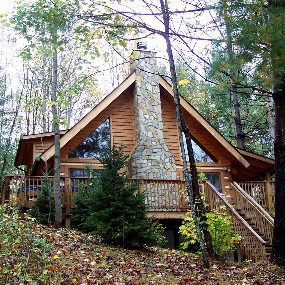 Resort pictures north carolina log cabin rentals romantic cabins - Stunning Log Cabin With A Desirable Location Plenty Of Privacy Yet Close To Boone Valle Crucis Restaurants Attractions Sleeps 6 Comfortably