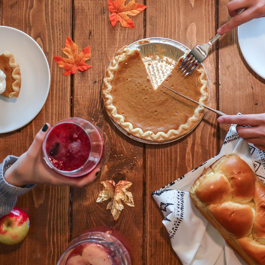 Thanksgiving Dinner List NC High Country 2019