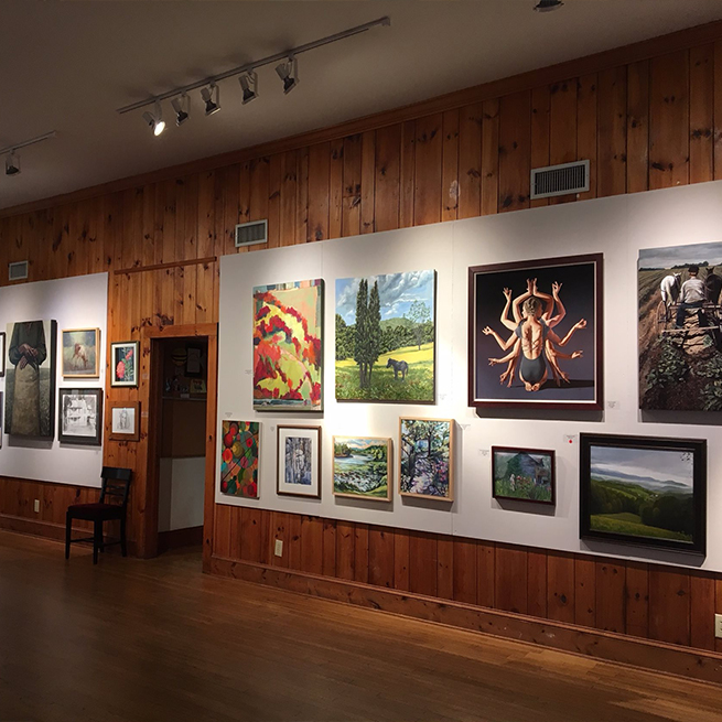 Ashe County Art Day Trip