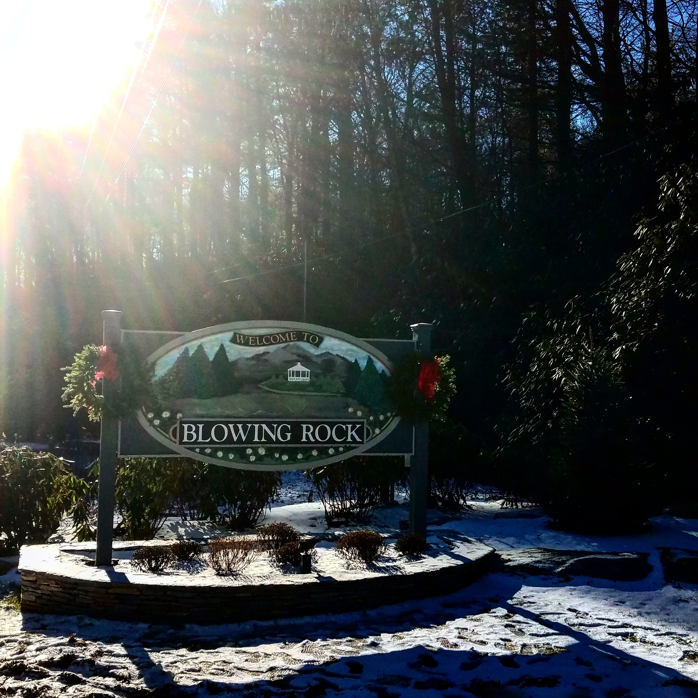 Blowing Rock Winter Activity Guide