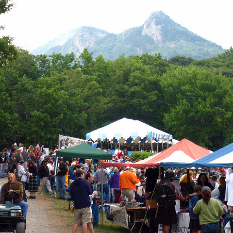 NC High Country Top Annual Events
