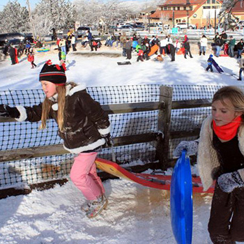 BeechMountain Winter Activities