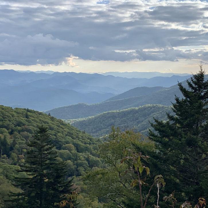 Top Blue Ridge Parkway Hikes Social Distancing