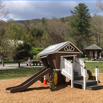 High Country Top 5 Playgrounds