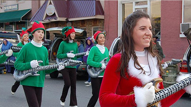 West Jefferson Christmas Parade & Light up the Town