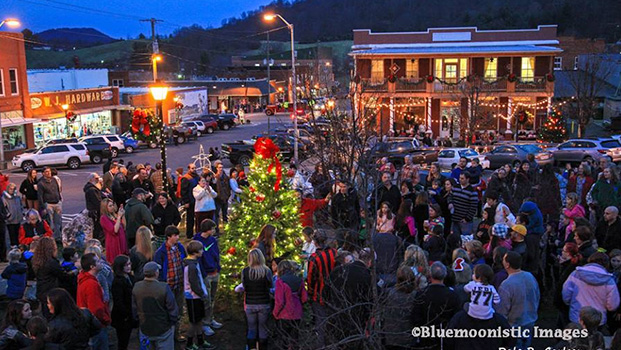 West Jefferson Hometown Christmas