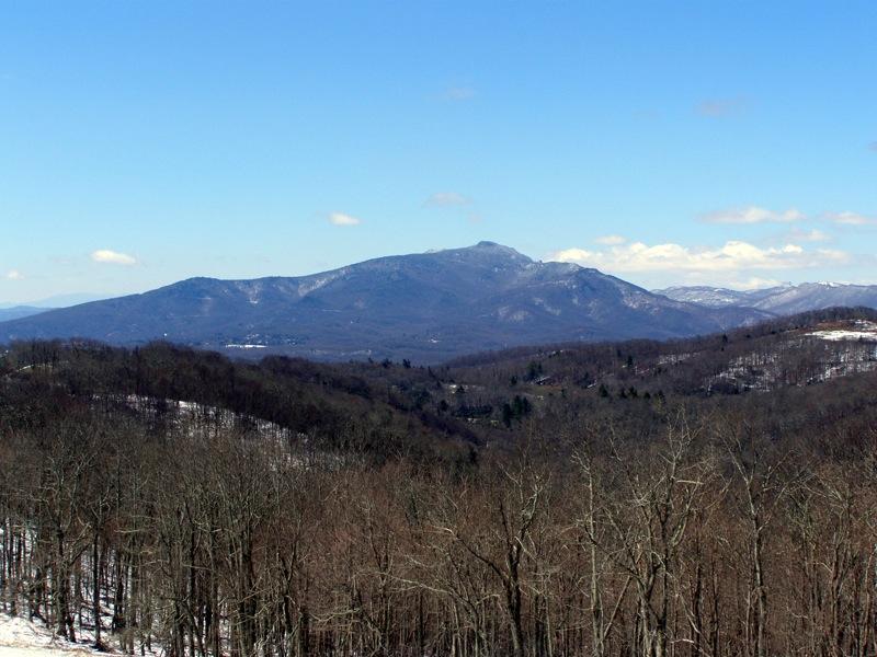 Flat Top Mountain Trail