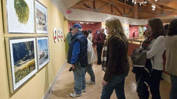 Turchin Center Art Gallery Boone NC