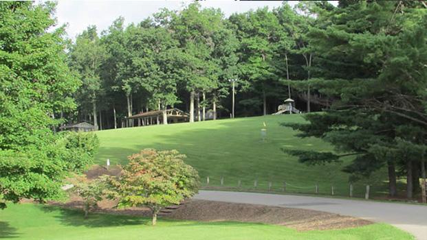 Ashe County Park Picnic Area