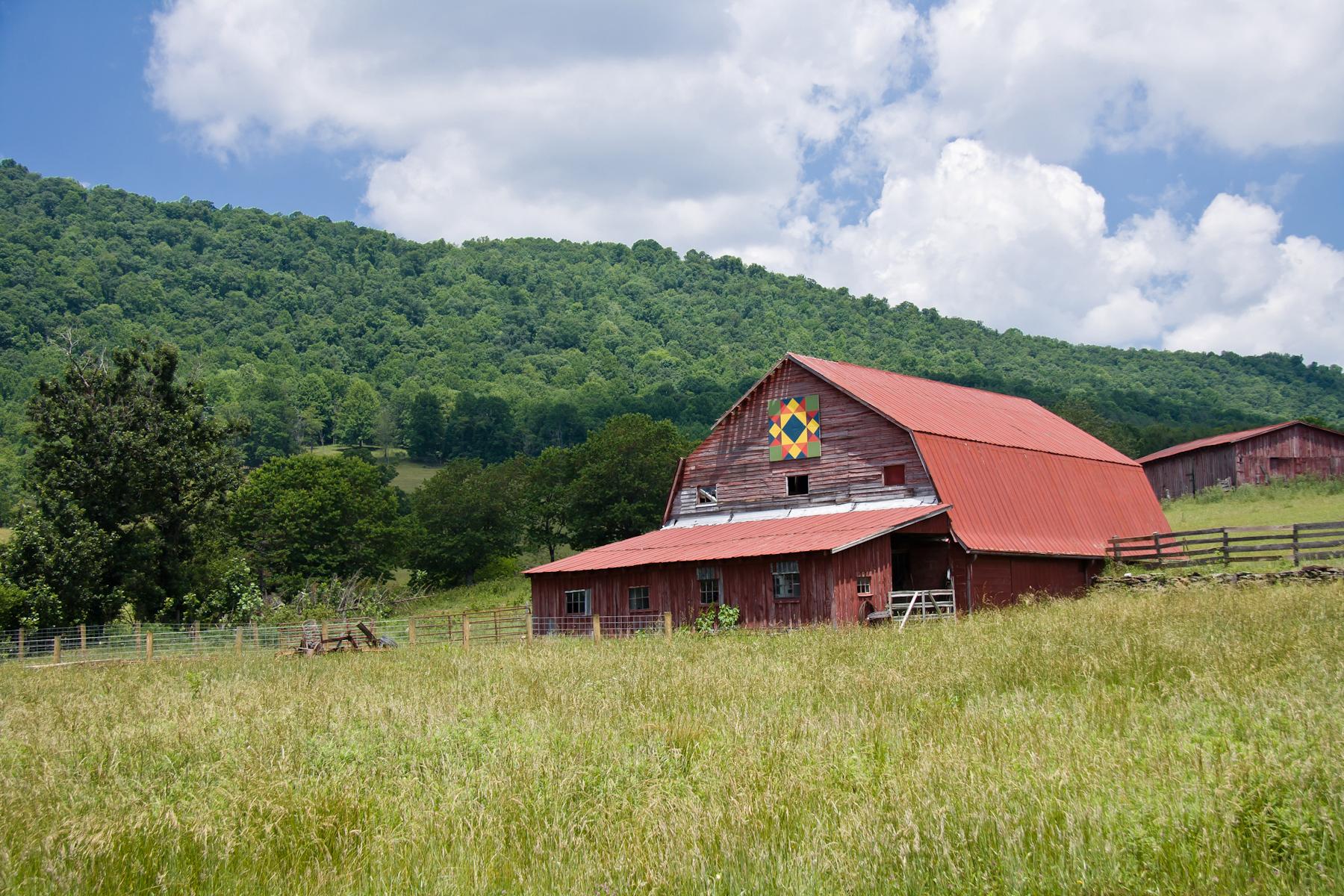 West Jefferson Barn Quilt Trail
