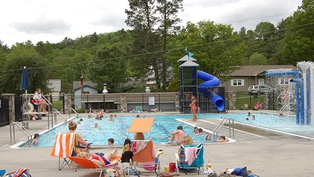 Blowing Rock NC Swimming Pool