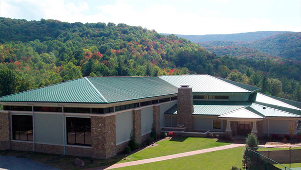 Buckeye Recreation Center Beech Mountain