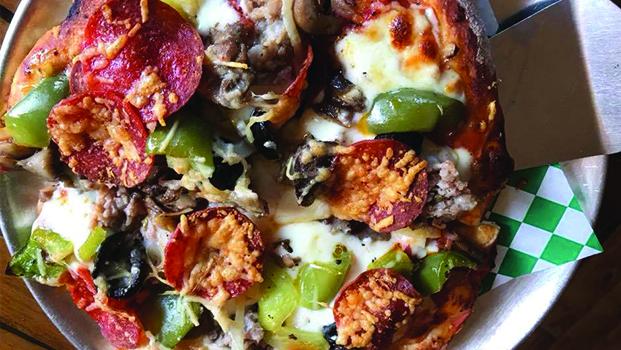 Buffalo Mercantile Pizza