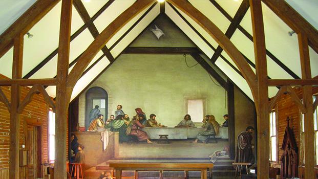 Glendale Springs Frescoe