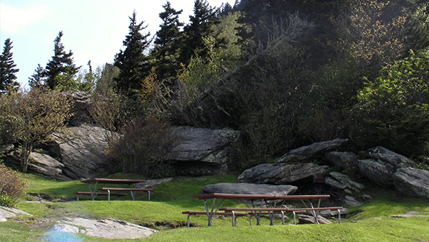 Grandfather Mountain Picnic Area
