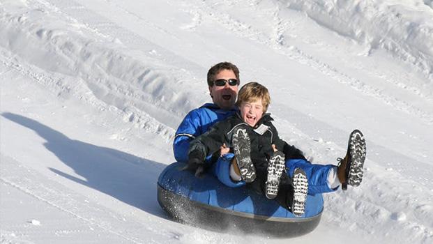 Hawksnest Snow Tubing Seven Devils NC