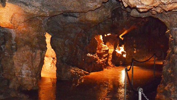 Linville Caverns NC Cave