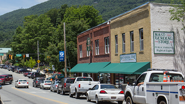 Mast General Store Downtown Boone NC