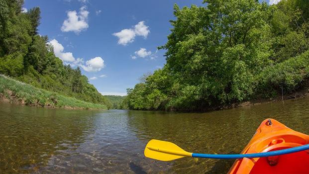 Canoe West Jefferson