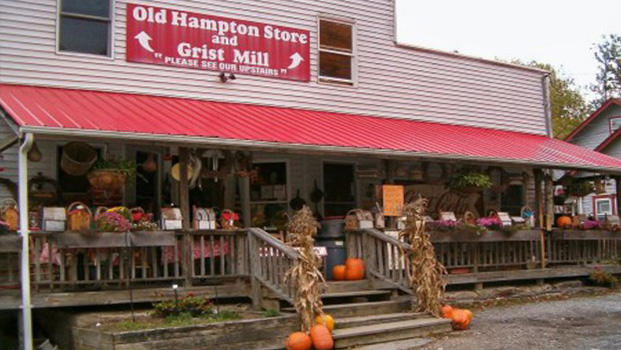 Old Hampton Store Linville NC