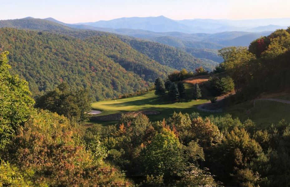 Olde Beau Golf Club, Roaring Gap NC