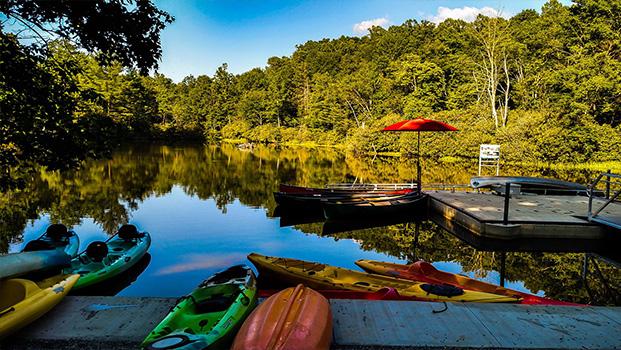 Price Lake Boat Rentals Blowing Rock NC