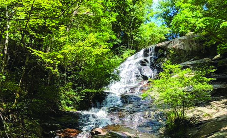 SilverVale Waterfall Blowing Rock NC