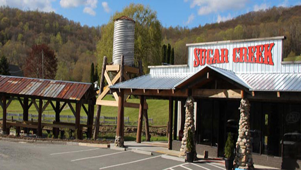 Sugar Creek Gem Mine, Sugar Mountain NC