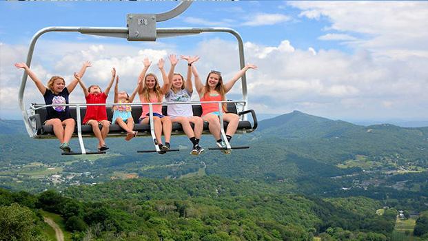 Sugar Mountain Scenic Lift Rides