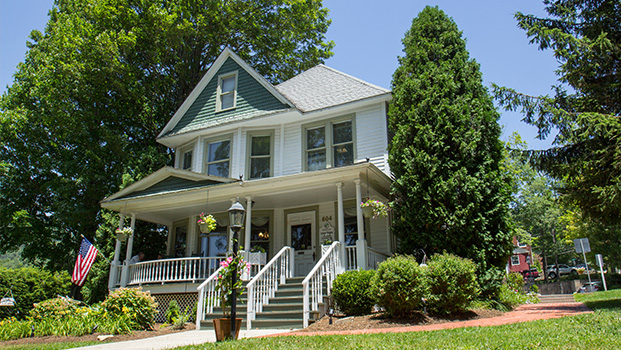 The Jones House Boone NC