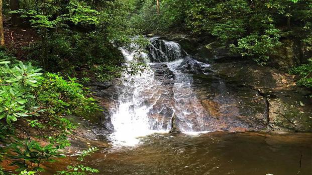 Thorpes Creek Waterfalls Wilson Creek NC