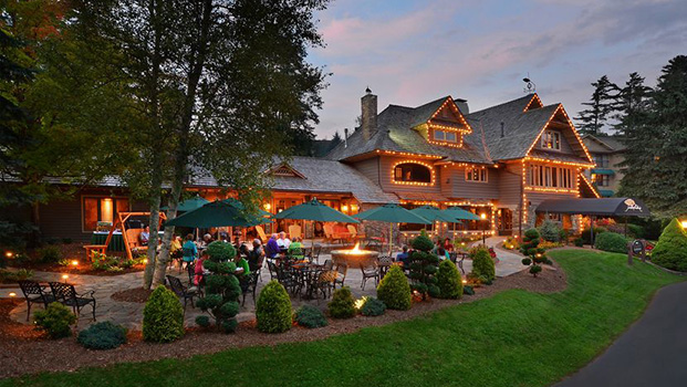 Timberlake Restaurant Chetola Resort Blowing Rock NC