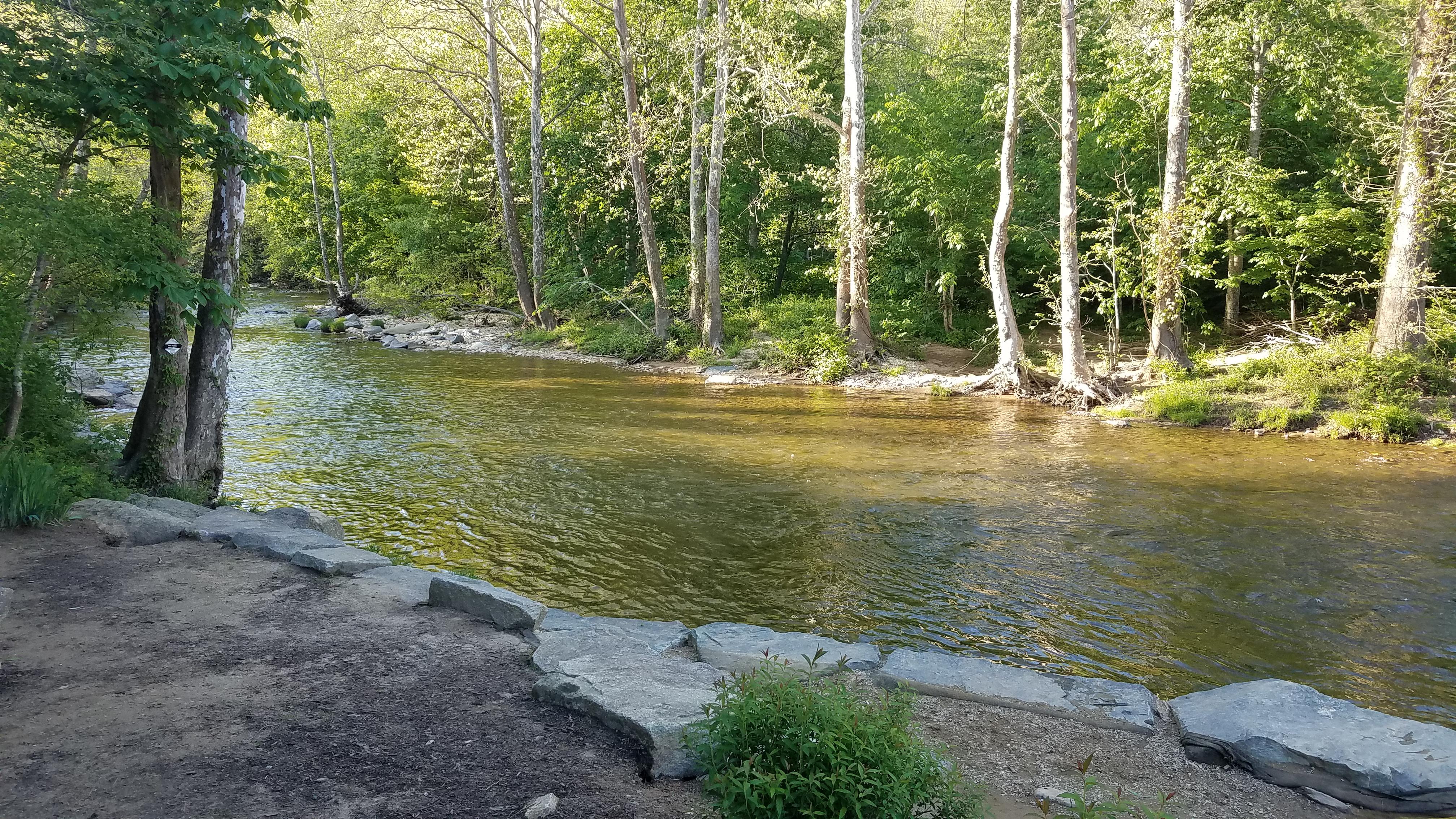Valle Crucis Park Watauga River Access
