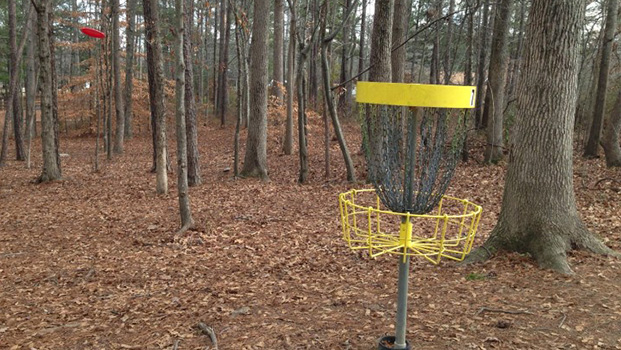 Wahoos Adventures Disc Golf Todd NC