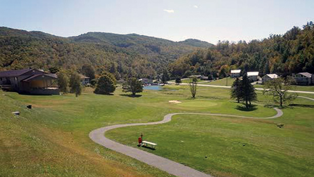 Willow Valley Golf Course Boone NC