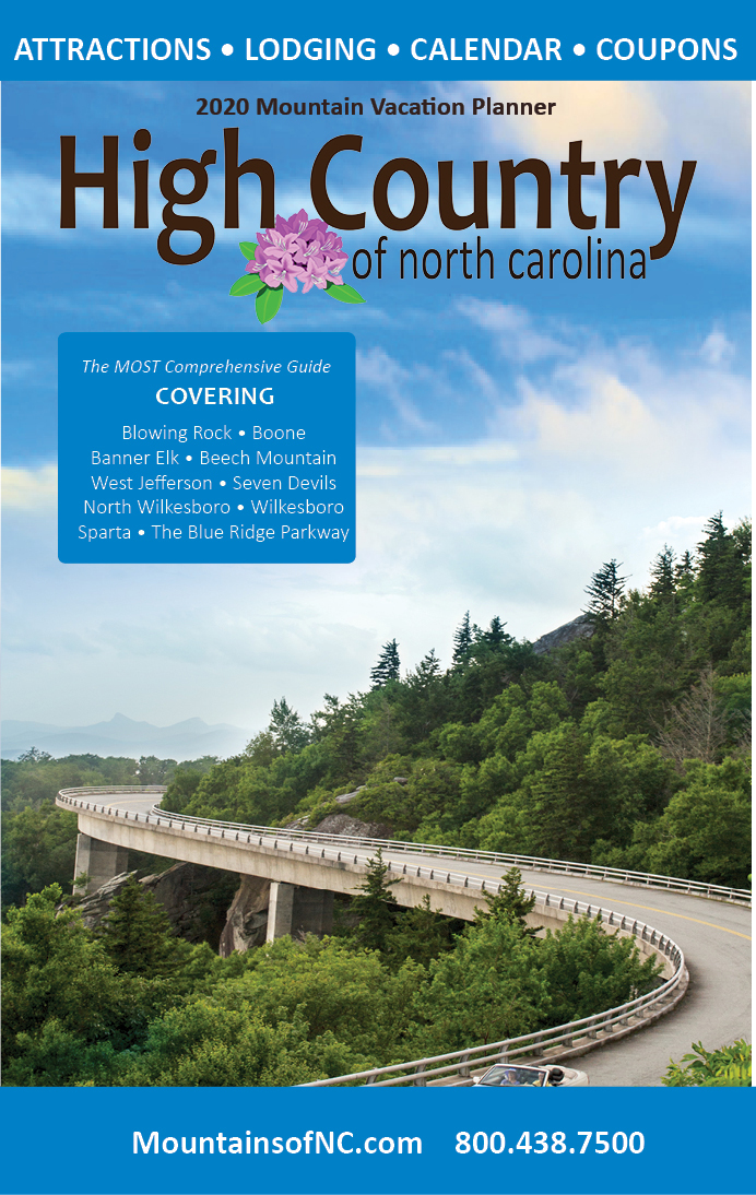 High Country NC Vacation Planner