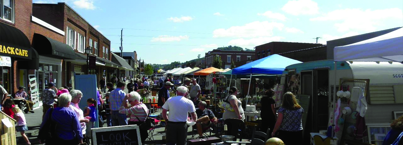 West Jefferson Antiques Fair